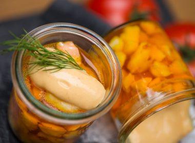 Rezept des Monats - Geflügel Salpicon klein