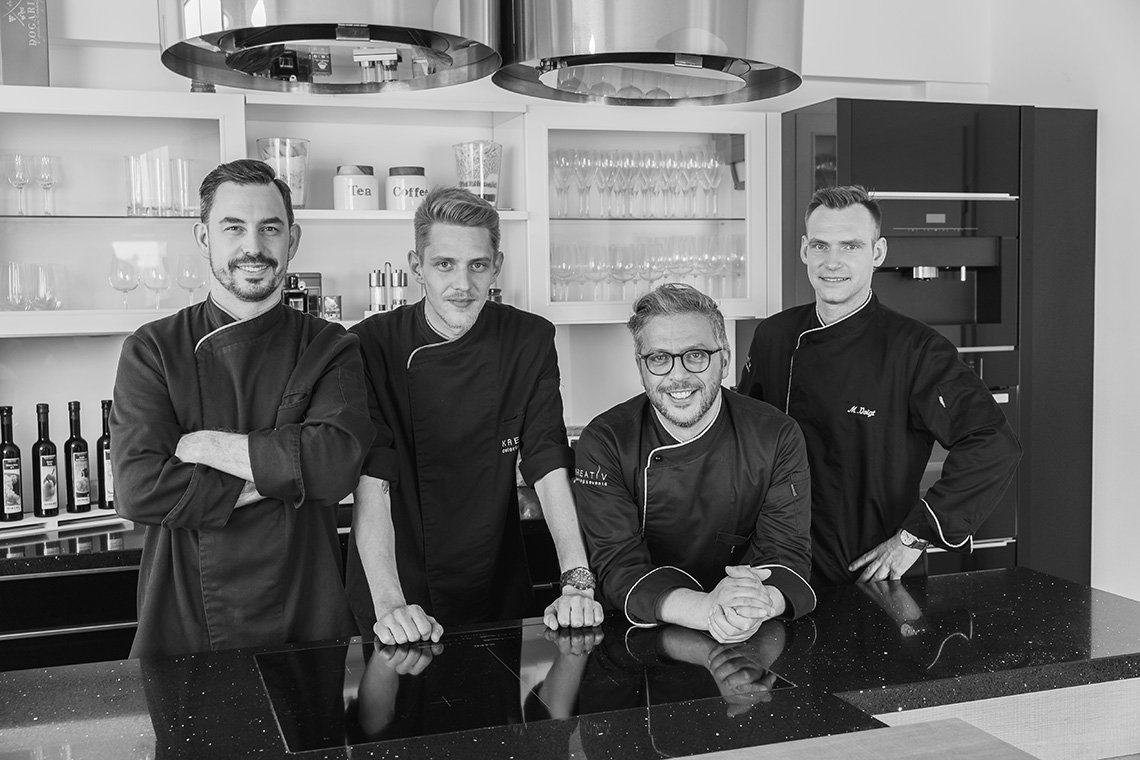 Catering Frankfurt ▷ Veranstaltungsservice KREATIV